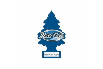 New Little Trees Air Freshener - NEW CAR SCENT - Car & Home & Office
