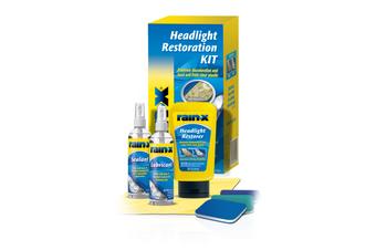 Rain-X Headlight Restoration Kit