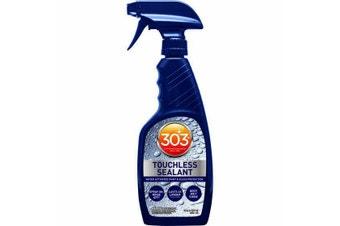 303 Touchless Sealant 473ml Car Wax,clear coat, gel coat, fiberglass, plastics,
