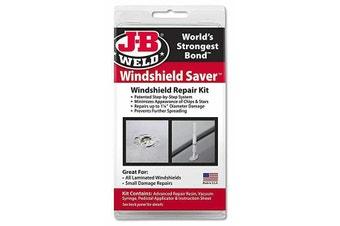 JB WELD WINDSHIELD SAVER WINDSHIELD REPAIR KIT