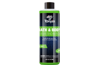 TONYIN BATH & BODY ENTREME SNOW FOAM 473ML (1:1800)
