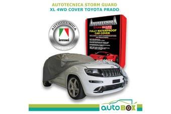 Autotecnica 4WD Car Cover 4x4 Stormguard Waterproof 5.2M x 1.86M Toyota Prado