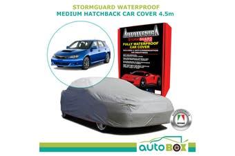 Autotecnica Car Cover Subaru Impreza WRX Hatchback Stormguard Waterproof w/ Bag