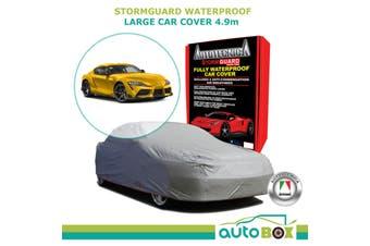 AUTOTECNICA WATERPROOF CAR COVER suits Toyota Supra GR OUTDOOOR STORMGUARD