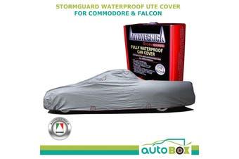 HOLDEN UTE Stormguard Car Cover Waterproof Plush Fleece MALOO SV6 SS SS-V HSV