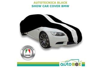 Autotecnica Medium Indoor Show Car Cover 4.5m Black Soft fits BMW M3 E36 E46