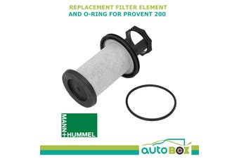 Provent 200 Replacement Filter Element PVE200DP Mann Hummel LC 5001 X 3931051950
