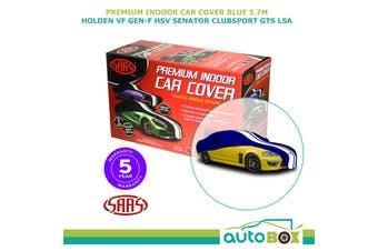 SAAS Blue Indoor Show Car Cover Holden VF Gen-F HSV Senator Clubsport GTS LSA