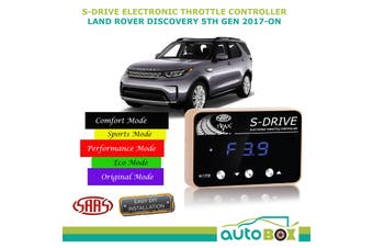 SAAS Electronic Throttle Controller for Discovery (5th Gen) 2017-Current S Drive