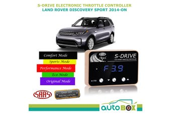 SAAS Electronic Throttle Controller for Range Rover (4th Gen) 2012-Onward SDrive