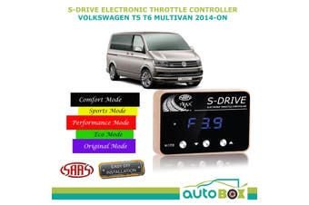 SAAS Electronic Throttle Controller for VW T5 Multivan T6 2014-Current S Drive