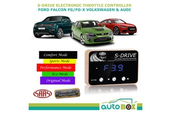 SAAS S Drive Electronic Throttle Controller suits Ford Falcon FG 2012 onward