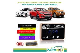 SAAS S Drive Electronic Throttle Controller Alfa Romeo 159 2006> Giulietta 2010>