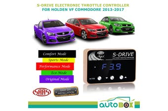 SAAS S-DRIVE THROTTLE CONTROLLER FOR Holden VF Commodore All Models 5 STAGE