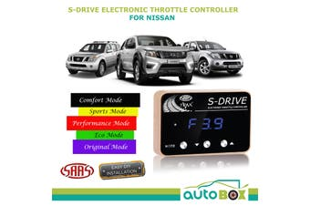 SAAS Electronic Throttle Controller for Nissan s Drive Wind Booster