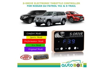 SAAS Electronic Throttle Controller for Nissan Patrol GU Y61 & X-Trail S Drive