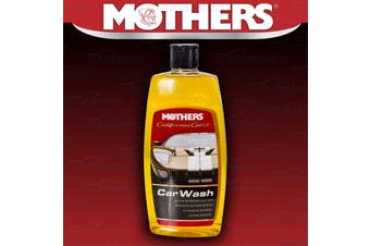 Mothers California Gold Car Wash Shampoo 473ML