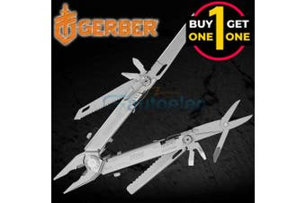 Black Friday Gerber 12 Function Stainless Pocket Multitool 2 For 1