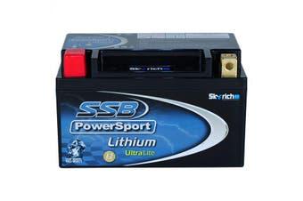 SSB Motorcycle Lithium Battery - Ultralight 290CCA