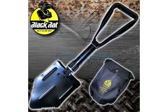 Black Rat Folding Shovel & Pick Tool