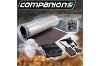 Companion Portable Portable Mobile Solar Panel USB Charger