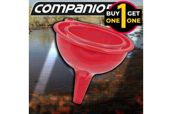 Black Friday 2x Campfire Silicone Pouring Funnels 2 For 1