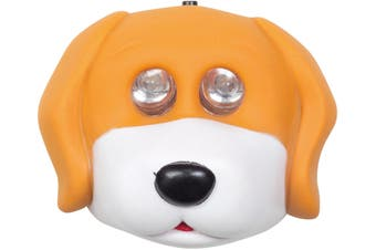 Kids Camping LED Head Torch Puppy
