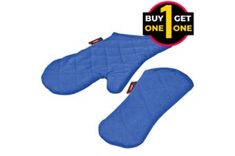 Black Friday Heat Resistant Oven Gloves 2 For 1