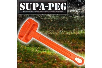 Supa Peg Hammer Orange