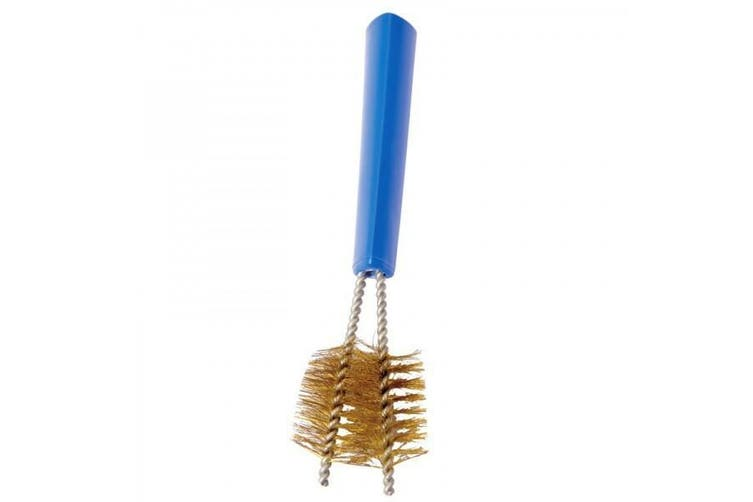 Brass Bristle BBQ Scrubbing Brush