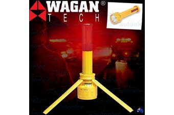 Wagan 3-In-1 Emergency Breakdown Tripod Light & Torch