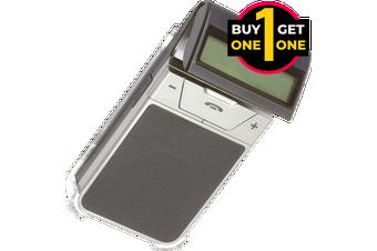 Black Friday Aerpro Solar Car Bluetooth Handsfree Speaker Kit 2 For 1
