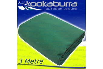 Kookaburra 3M x 2.5M Caravan Annex Non Slip Floor Mat