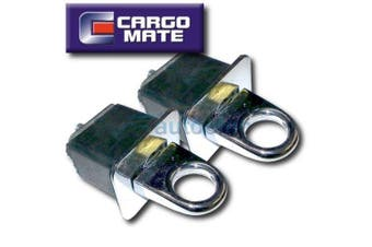 2x Cargo Mate Tie Down Anchor Points