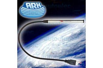 Ark One Touch Led Map Reading Light Flexible Arm Usb New L.E.D. Arkpak Apled