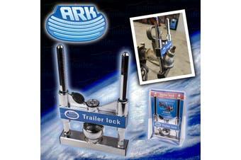 Ark Tow Bar Coupler Security Lock Set