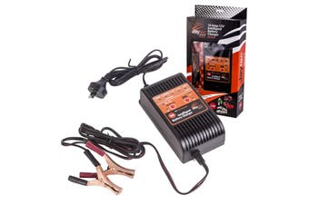 Jaylec 10A 12V Smart Deep Cycle Battery Charger