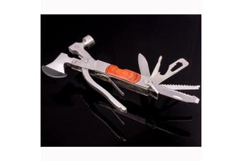 Bush Owl 11 Function Pocket Knife Multitool