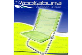Kookaburra Folding Camping Chair