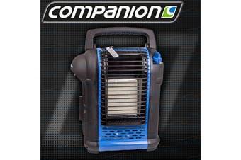 Companion Portable Gas Camping Heater