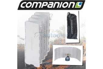 Companion Gas Stove BBQ Wind Guard
