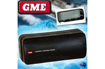 GME Black Waterproof Marine Cabin Cover