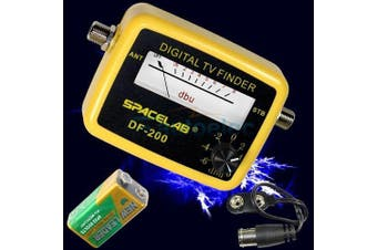 Digital TV Signal Strength Finder Metre