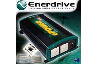 Enerdrive 2000W Power Inverter Pure Sine Wave 12V Volt To 240V Converter En1120S
