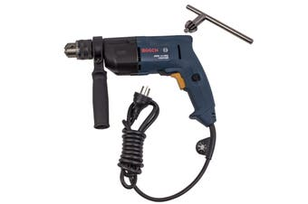 Bosch Blue Hi Torque 500W 1/2 Inch Reversing Drill New 13Mm 240 Volt Corded New