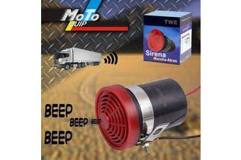 12V Reversing Alarm Warning Beeper 97 Decibels