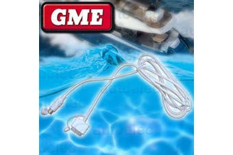 GME Ipod Interface Cable for GME 9600 Series Marine Radios