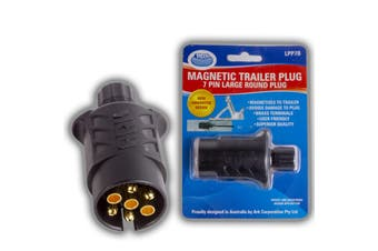 Ark 7 Pin Large Round Trailer Plug Connector