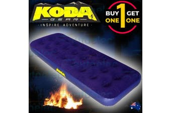 Black Friday Koda Single Inflatable Air Bed Mattress 2 For 1