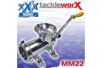 XXX Marine Burley Meat Mincer Surface Mount
